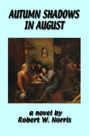 Cover of: Autumn Shadows in August