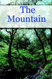 Cover of: The Mountain