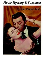 Cover of: MOVIE MYSTERY & SUSPENSE