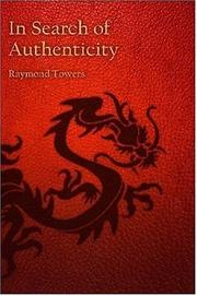 Cover of: In Search of Authenticity