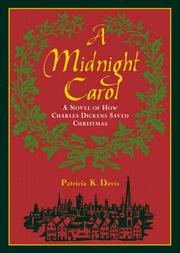 Cover of: A midnight carol | Patricia K. Davis