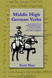 Cover of: Middle High German Verbs