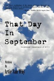 Cover of: That Day In September