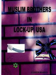 Cover of: MUSLIM BROTHERS IN LOCK-UP, USA