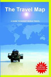 Cover of: The Travel Map