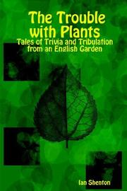 Cover of: The Trouble with Plants