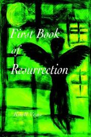 Cover of: First Book of Resurrection