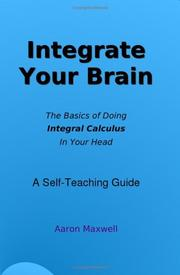 Cover of: Integrate Your Brain