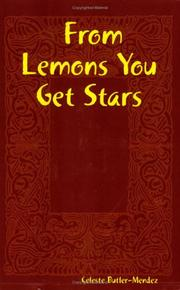 Cover of: From Lemons You Get Stars
