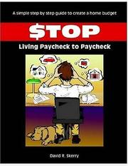 Cover of: Stop Living Paycheck to Paycheck