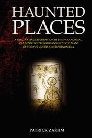 Cover of: Haunted Places
