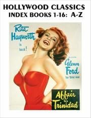 Cover of: HOLLYWOOD CLASSICS INDEX, BOOKS 1-16