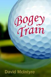 Cover of: Bogey Train