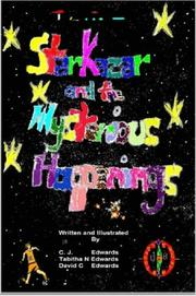 Cover of: StarKazar and the Mysterious Happenings