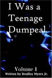 Cover of: I Was a Teenage Dumpeal