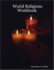 Cover of: World Religions Workbook