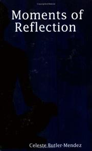 Cover of: Moments of Reflection
