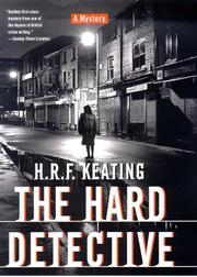 Cover of: The hard detective