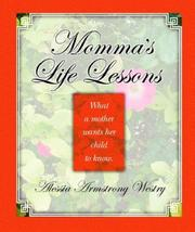 Cover of: Momma\'s Life Lessons