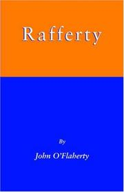 Cover of: Rafferty