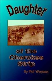 Cover of: Daughter of the Cherokee Strip