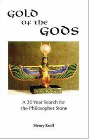 Cover of: Gold of the Gods