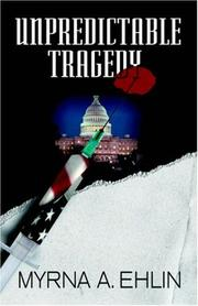 Cover of: Unpredictable Tragedy