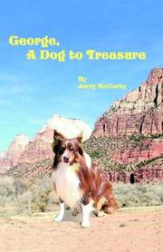 Cover of: George, A Dog to Treasure