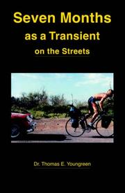 Cover of: Seven Months as a Transient on the Streets