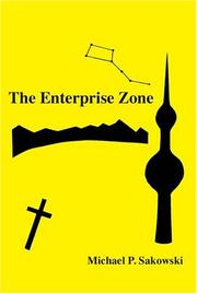 Cover of: The Enterprise Zone