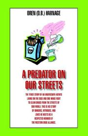 Cover of: A Predator On Our Streets