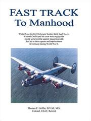 Cover of: Fast Track to Manhood | Thomas P. Griffin