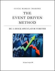 Cover of: Stock Market Trading | Geary Hooper