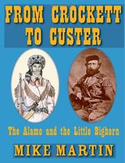 Cover of: From Crockett to Custer