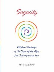 Cover of: Sagacity