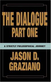 Cover of: The Dialogue Part One