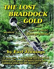 Cover of: The Lost Braddock Gold | Earl Jennings