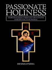 Cover of: Passionate Holiness