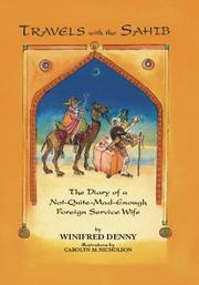 Cover of: Travels With the Sahib | Winifred Denny, illustrated by Carolyn M. Nicholson