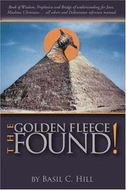 The Golden Fleece Found by Basil C. Hill