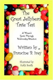 Cover of: The Great Jellybean Taste Test