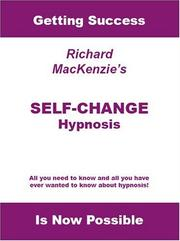 Cover of: Self-Change Hypnosis