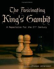 Cover of: The Fascinating King's Gambit