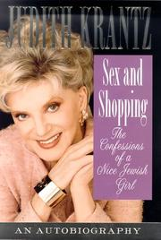 Cover of: Sex and Shopping: Confessions of a Nice Jewish Girl