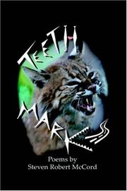 Cover of: Teeth Marks