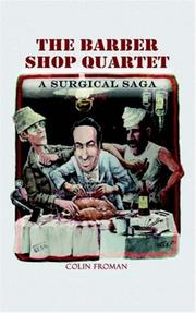 Cover of: The Barber Shop Quartet