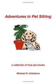 Cover of: Adventures in Pet Sitting | Michael N. Arterburn