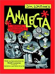 Cover of: Analecta
