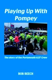 Cover of: Playing Up with Pompey