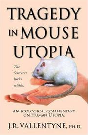 Cover of: Tragedy in Mouse Utopia